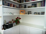 corner cabinets storage room shelving
